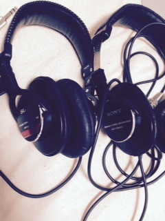 SONYのMDR-CD900ST