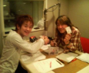 THE 日記「野村義男さんの番組に出演させていただきました!」