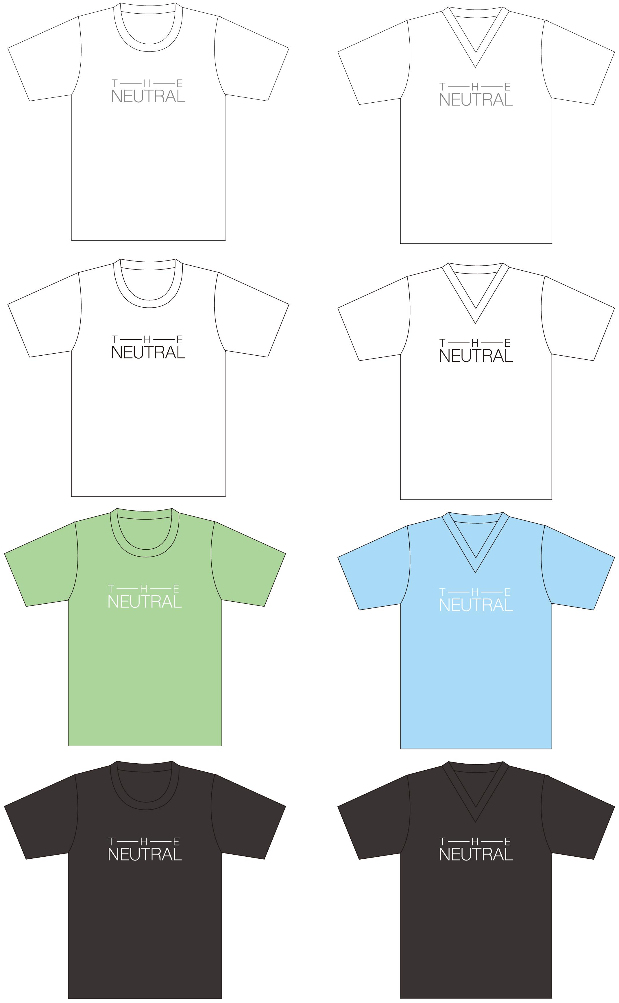 「ニュートラルオリジナルTシャツ!2017!!」