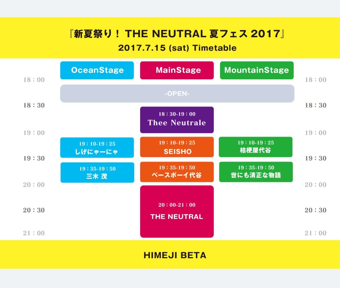 新夏祭り2017