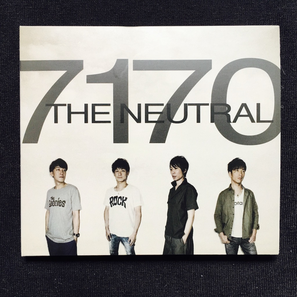 NEW ALBUM『7170』OUT!