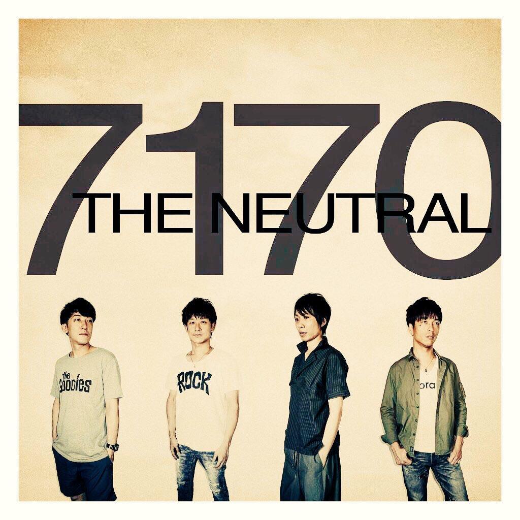 【NEW ALBUM『7170』通販開始】