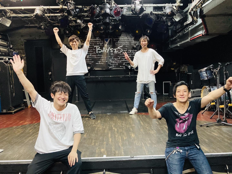 横浜ベイシス配信ライブ!!
