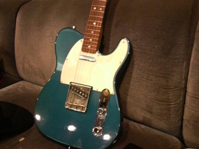 しげるメインギター