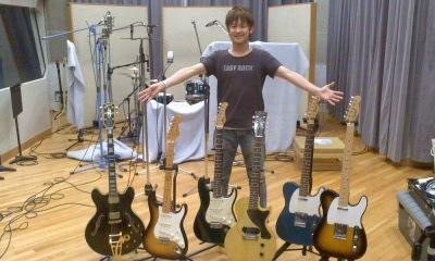 今日のギター君